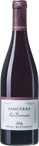 Domaine Henri Bourgeois Sancerre Rouge aop 'Les Baronnes', Pinot Noir 2012