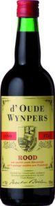 Oude Wijnpers D'Oude Wijnpers, rode zoete wijn
