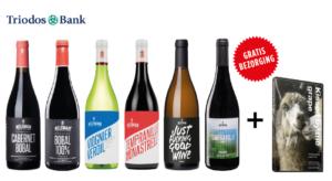 Triodos wijnpakket mix organic 6 flessen