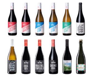 'De Grote Hamersma' wijnpakket Organic 12 flessen