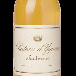 1990 Chateau d'Yquem 0.375ltr