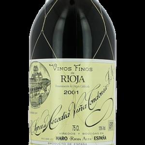 2002 Lopez de Heredia Vina Tondonia Reserva Magnum