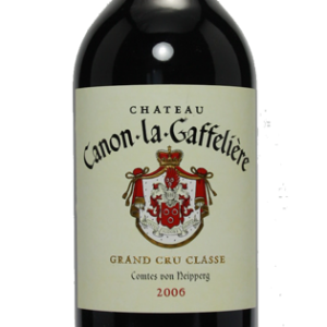 2006 Canon la Gaffeliere