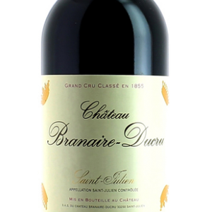2008 Château Branaire-Ducru, 4ÃÂ?me Cru Classé