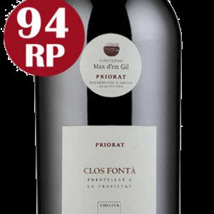 2009 Viticultors Mas d'en Gil Clos Fonta