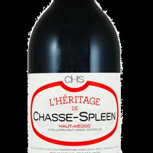 2011 Chateau Chasse-Spleen LÂÂ?Héritage de Chasse-Spleen Haut Medoc