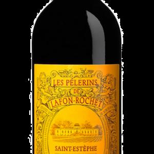 2011 Chateau Lafon-Rochet Les Pelerins Saint Estephe