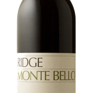 2014 Ridge Vineyards Monte Bello