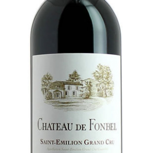 2014 Saint Emilion Grand Cru Chateau de Fonbel