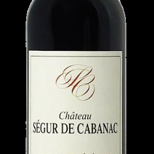 2014 Saint Estephe Segur de Cabanac Cru Bourgeois