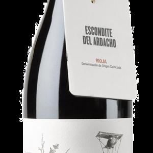 2014 Tentenublo Wines Escondite de Ardacho Las Guillermas
