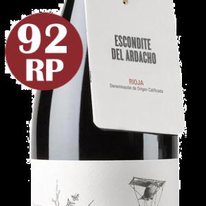 2014 Tentenublo Wines Escondite de Ardacho Las Paredes