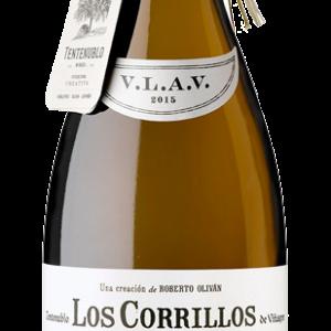 2015 Rioja Tentenublo Wines Los Corrillos Blanco