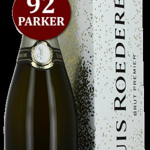 Champagne Louis Roederer Brut Imperial in luxe geschenkendoos