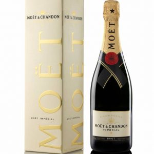 Moet & Chandon Champagne Brut Imperial In Giftbox