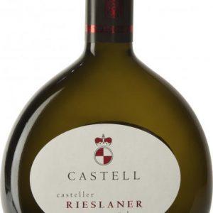 Schloss Castell Castell Kugelspiel Spatlese, Rieslaner