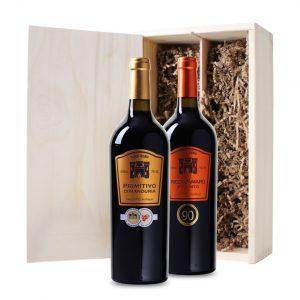 Wijnkist Italiaanse verleiding