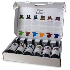 Wijnpakket Botas de Barro