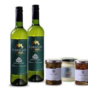 Wijnpakket Spaans genieten