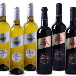 Wijnpakket Vina Agustina