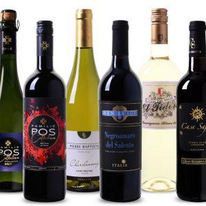 Wijnvoordeel favorieten pakket