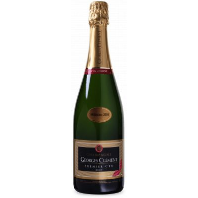 Georges Clement Champagne AC 1er Cru Millesime Brut
