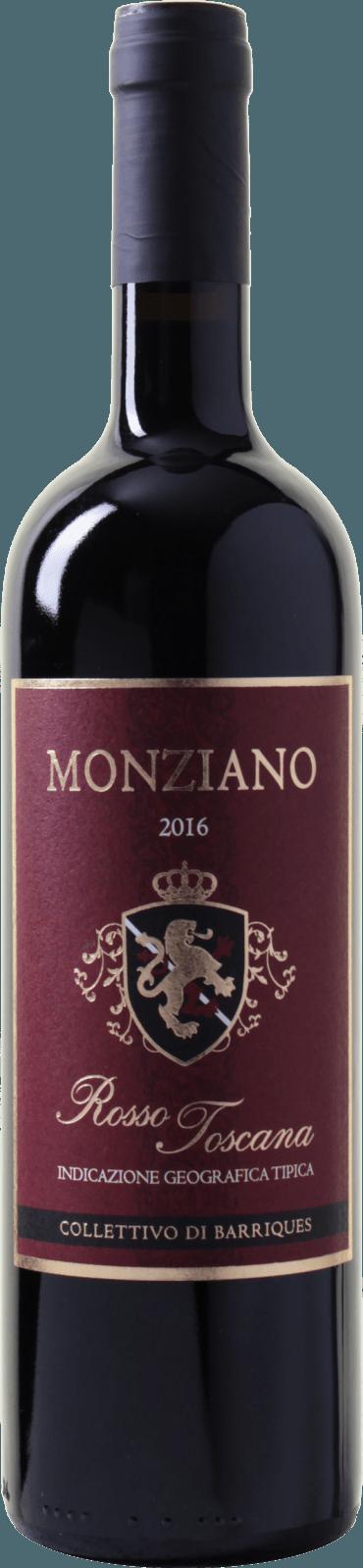 Monziano Rosso Toscane