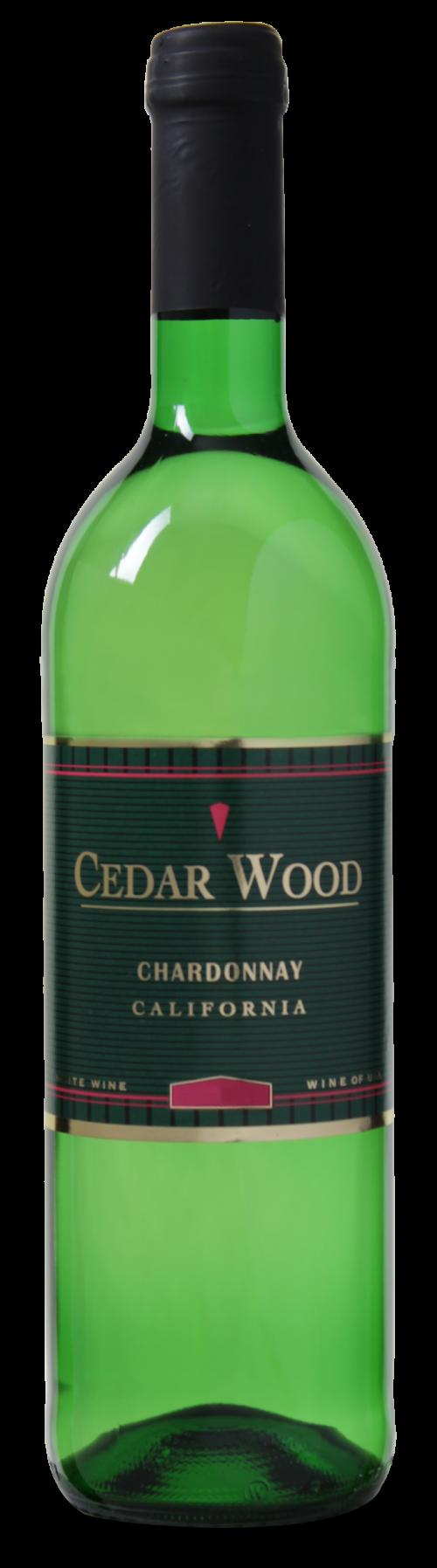 Cedar Wood - Chardonnay