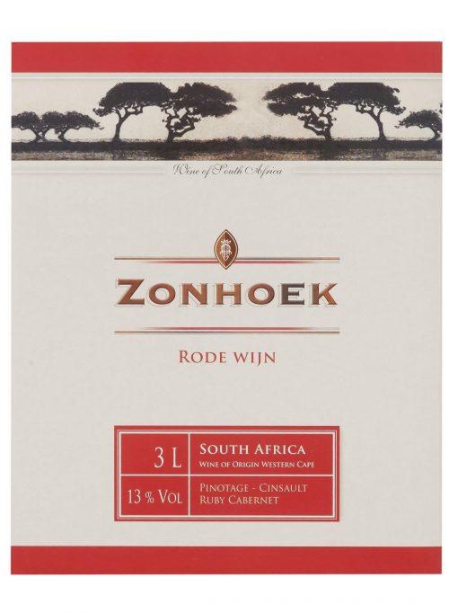HEMA Bag-in-box Zuid-afrika - Rood