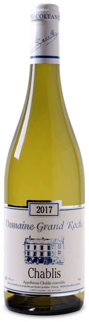 Domaine Grand Roche Chablis AOP