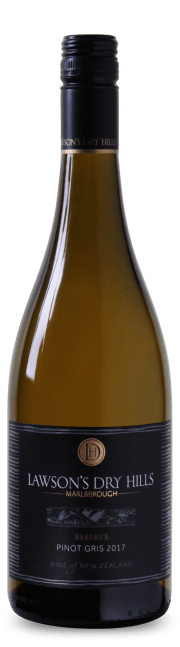 Lawson's Dry Hills Pinot Gris Reserve