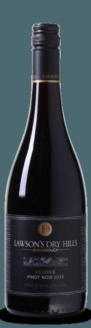 Lawson's Dry Hills Pinot Noir Reserve