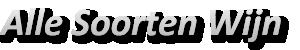 AlleSoortenWijn.nl Logo
