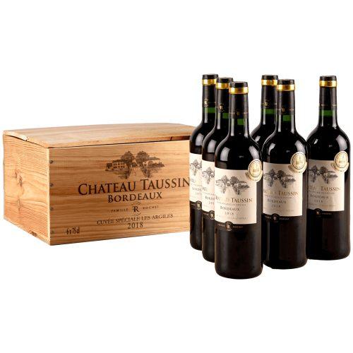 Château Taussin 'Cuvée Spéciale Les Argiles' Bordeaux