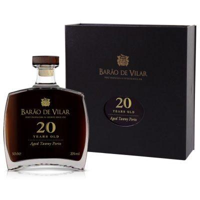 Barão de Vilar 20 Years old Port (1 fles)