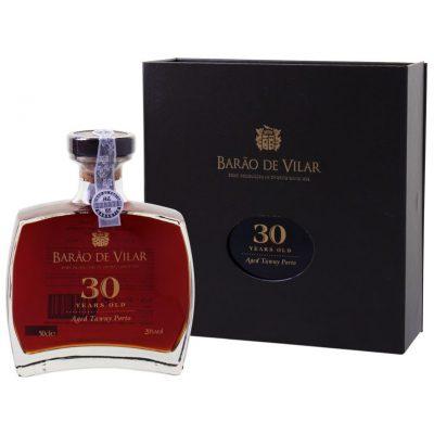 Barão de Vilar 30 Years old Port (1 fles)