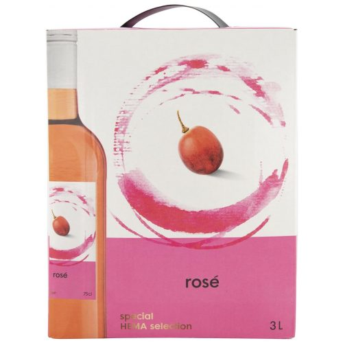 HEMA Huiswijn Rosé Bag-in-box - 3 L
