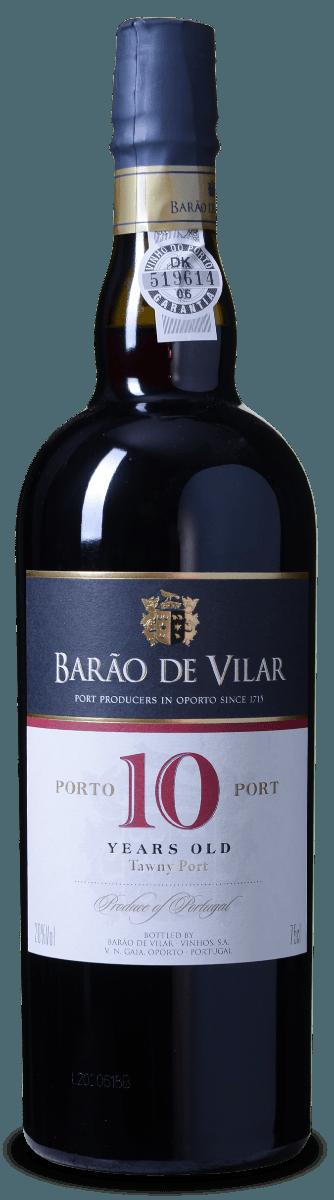 Barão de Vilar 10 Years old Port