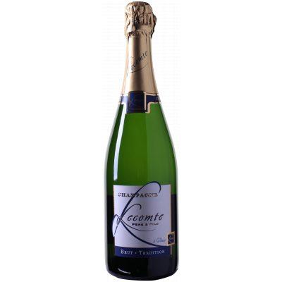 Lecomte Père et Fils Champagne AOC Brut Tradition