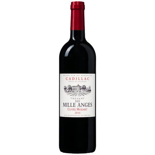 Château des Mille Anges Cuvée Mozart - Cadillac Côtes de Bordeaux AOC