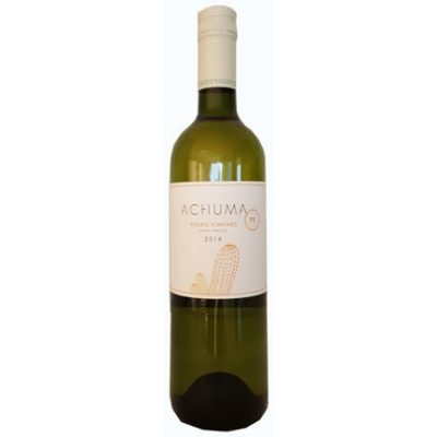 Achuma 'PX' Pedro Ximénez, Elqui Valley, Chili, Witte wijn