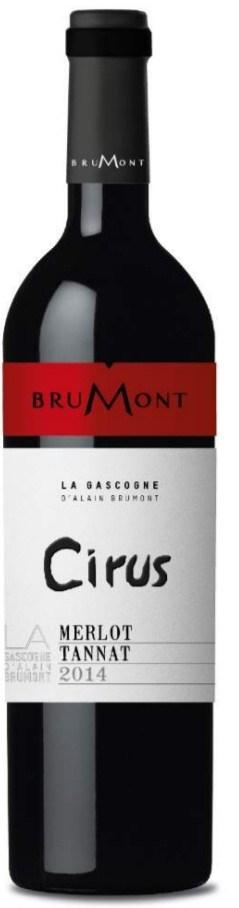 Alain Brumont Cirus, 2017, Frankrijk, Rode Wijn
