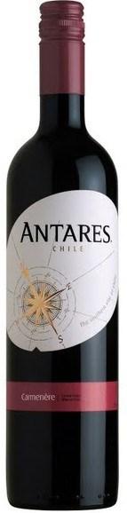 Antares Carmenere, 2018, Central Valley Region, Chili, Rode Wijn