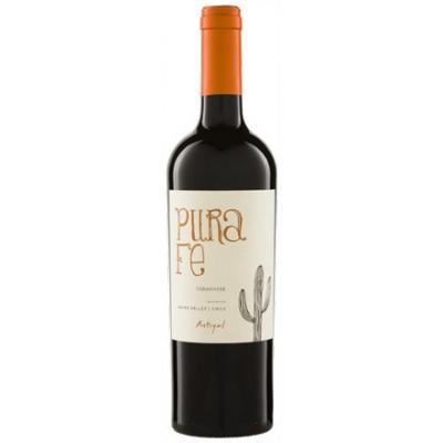 Antiyal Pura Fe Carmenère, Maipo Valley, Chili, Rode Wijn
