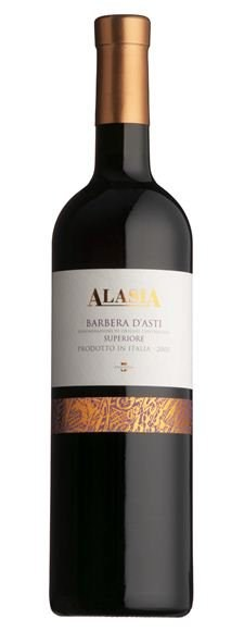 Araldica Barbera d'Asti Superiore DOC, Italië, Rode Wijn, 2016