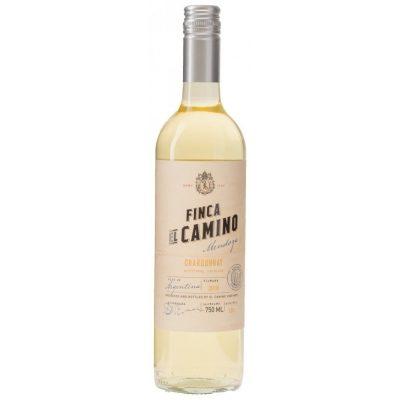 Bodega La Rosa Finca El Camino, Chardonnay, 2018, Mendoza, Argentinië, Witte wijn