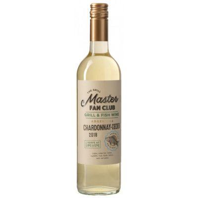 Bodega La Rosa The Grill, Chardonnay Chenin Blanc, 2018, Mendoza, Argentinië, Witte wijn