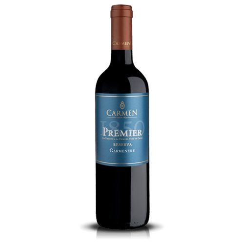 Carmen Premier 1850 Carmenère, 2018, Chili, Rode wijn