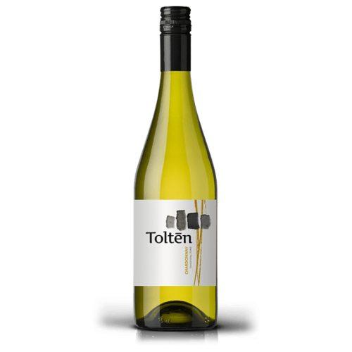 Carmen Tolten, Chardonnay, 2018, Central Valley, Chili, Witte wijn
