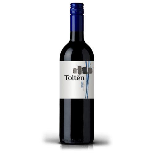 Carmen Tolten, Merlot, 2018, Central Valley, Chili, Rode wijn